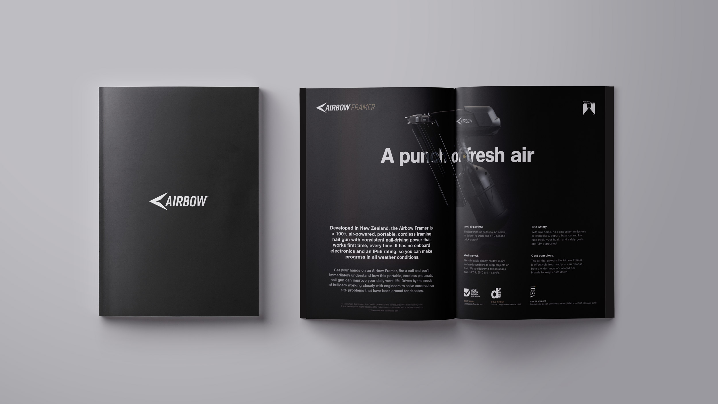 Airbow Product Brochure