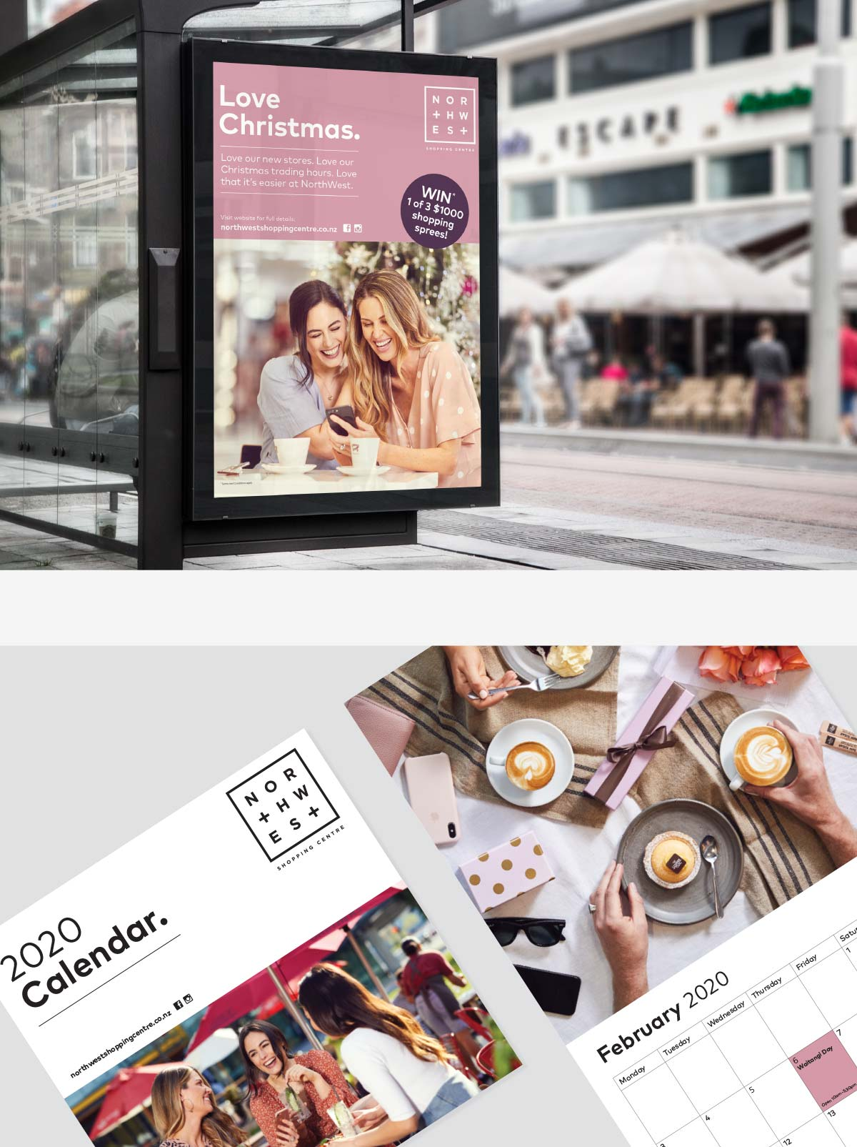 Outdoor Advertising, Promotional Calendar